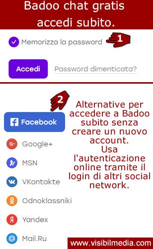 chat gratis senza registrazione messaggi online