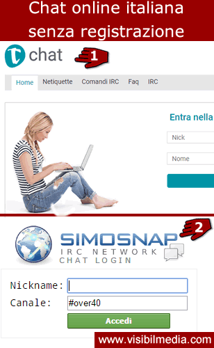chat online italiana