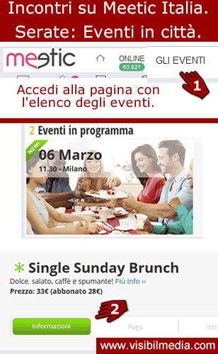 Incontri su meetic