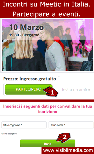 come scopare badoo login italiano