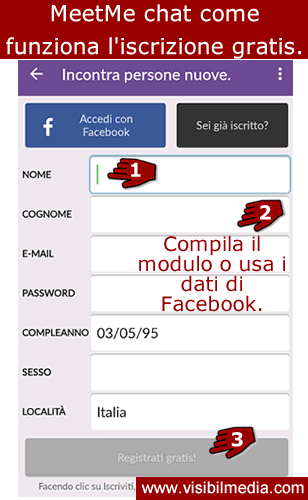 come si fa l amore video chat gratis mobile