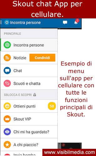 Skout chat per pc - Visibilmedia